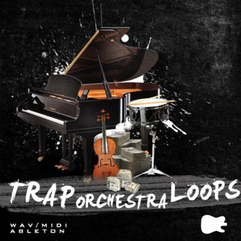 Сэмплы The Life Productions Trap Orchestra Loops
