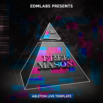 Проект EDM Labs Freemason Ableton Live Template