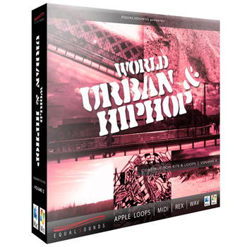 Сэмплы Equalsounds World Urban and Hip Hop Vol.2