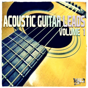 Сэмплы гитары - 1642 Beats Acoustic Guitar Leads Vol.1