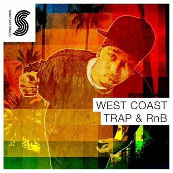 Сэмплы Samplephonics West Coast Trap and RnB