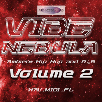 Сэмплы Vibe Nebula Ambient Hip Hop and R&B Vol.2