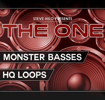 Сэмплы The One Monster Basses