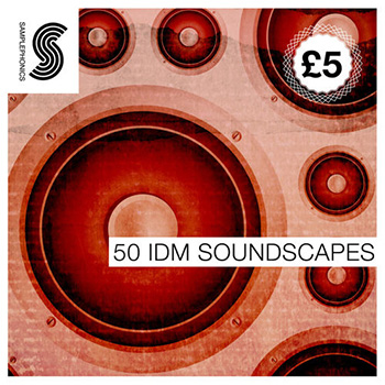 Сэмплы Samplephonics 50 IDM Soundscapes