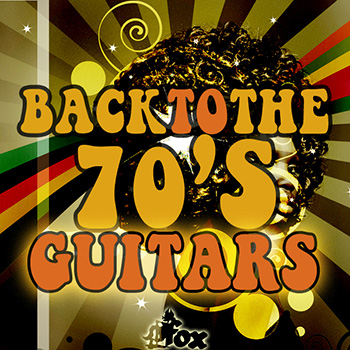 Сэмплы гитары - Fox Samples Back to the 70s Guitars