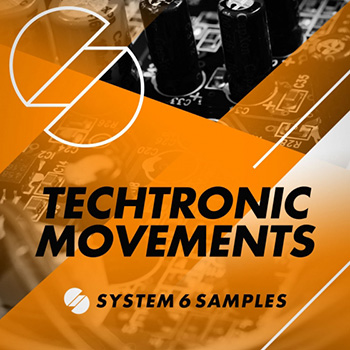 Сэмплы System 6 Samples Pres TechTronic Movements