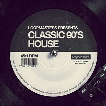 Сэмплы Loopmasters Classic 90s House