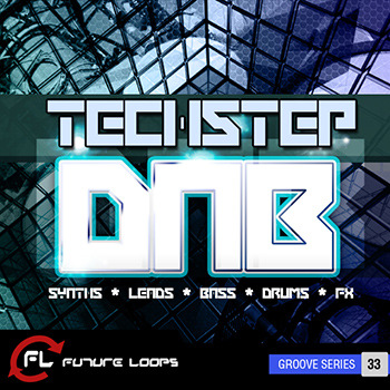 Сэмплы Future Loops Techstep DnB