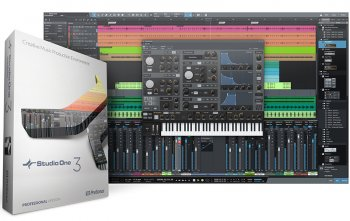 PreSonus Studio One 0 Professional v3.5.1 x86 x64 (Win/OSX)