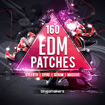 Пресеты Singomakers EDM Patches
