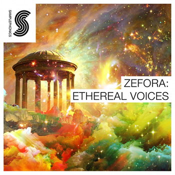 Сэмплы вокала - Samplephonics Zefora Ethereal Voices