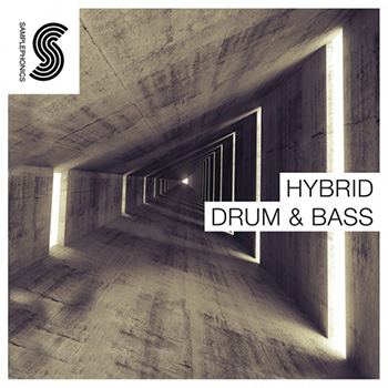 Сэмплы Samplephonics Hybrid Drum And Bass