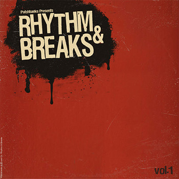 Сэмплы Patchbanks Sound Co Rhythm Breaks