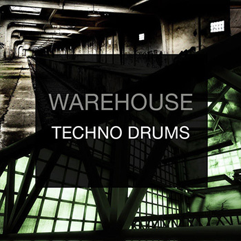 Сэмплы Spf Samplers Warehouse Techno Drums