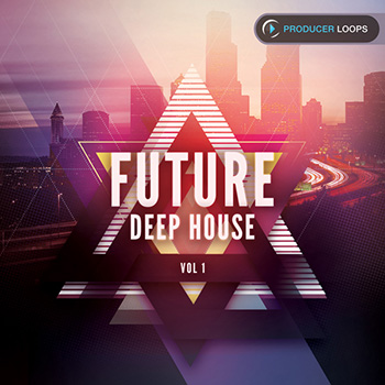Сэмплы Producer Loops Future Deep House Vol 1