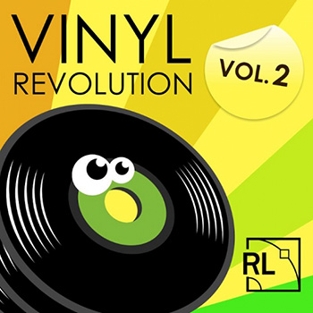 Сэмплы ударных - Rhythm Lab Vinyl Revolution Volume 2