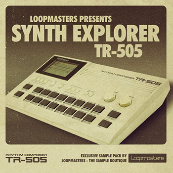 Сэмплы Loopmasters Synth Explorer TR505