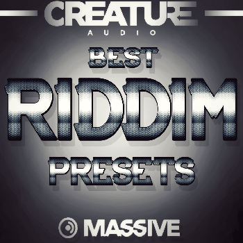 Пресеты Creature Audio Best Riddim Presets