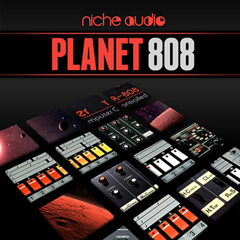 Сэмплы ударных - Niche Audio Planet 808 (Ableton Live/Maschine)