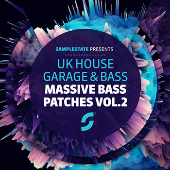 Пресеты Samplestate UK House Garage and Bass Massive Bass Presets Vol.2