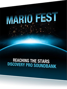 Пресеты discoDSP Mario Fest Reaching The Stars