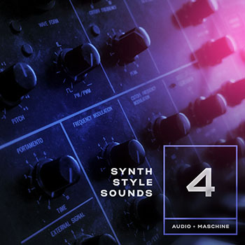 Сэмплы Diginoiz Synth Style Sounds 4