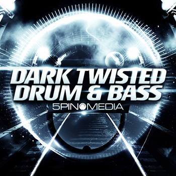 Сэмплы 5Pin Media Dark Twisted Drum and Bass Ft Histibe