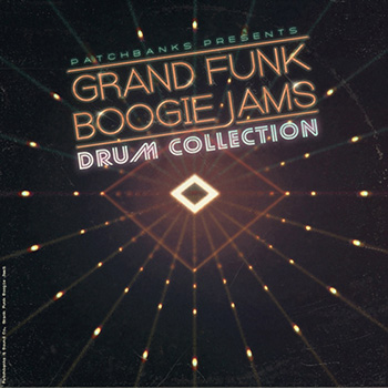 Сэмплы ударных - Patchbanks Grand Funk Boogie Jams