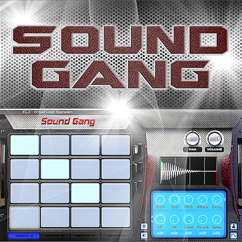 Сэмплы MVP Loops Sound Gang