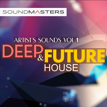 Пресеты SoundMasters Artists Sounds Vol.1 Deep and Future House