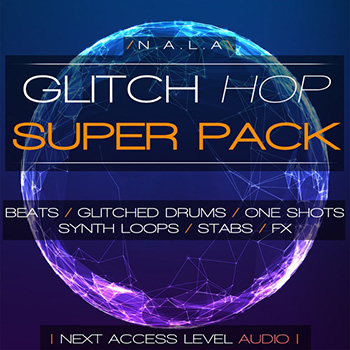 Сэмплы Premier Sound Bank Glitch Hop Superpack