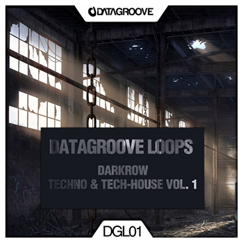 Сэмплы Datagroove Loops Darkrow Techno and Tech-House Vol.1