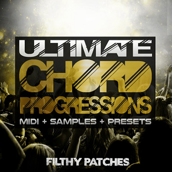 Сэмплы Filthy Patches Ultimate Chord Progressions
