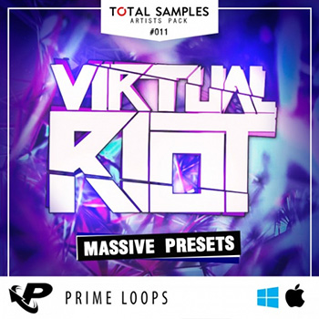 Пресеты Total Samples - Virtual Riot Massive Presets
