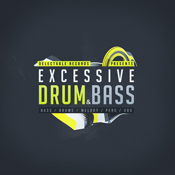 Сэмплы Delectable Records Excessive Drum and Bass