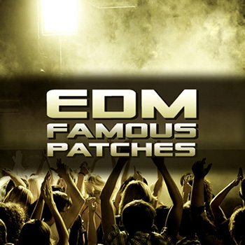 Пресеты Pulsed Records EDM Famous Patches