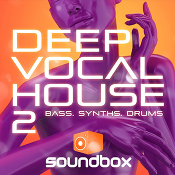 Сэмплы Soundbox Deep Vocal House 2