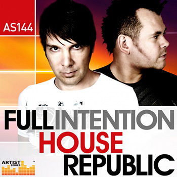 Сэмплы Loopmasters Full Intention House Republic
