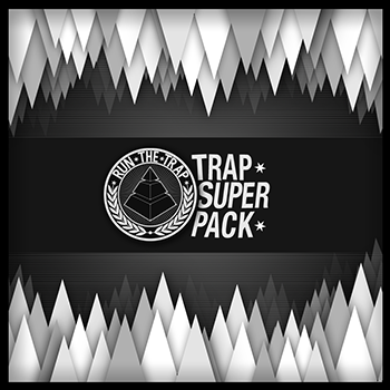 Сэмплы Premier Sound Bank Run The Trap Superpack