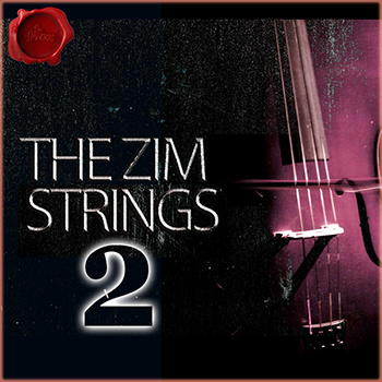Сэмплы Fox Samples The Zim Strings 2