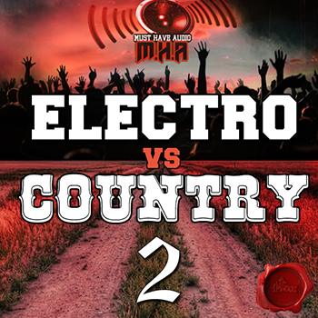 Сэмплы Fox Samples Must Have Audio Electro vs Country 2