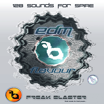 Пресеты Freak Blaster EDM Flavour For Spire