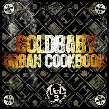 Сэмплы ударных - Goldbaby Urban Cookbook Vol.3