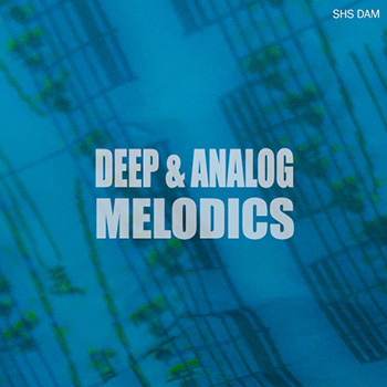 Сэмплы ShamanStems Deep Analog Melodics