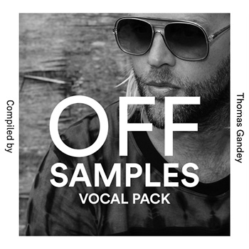 Сэмплы вокала - Off Recordings OFF Samples 4th Edition Compiled By Thomas Gandey Vocal Pack