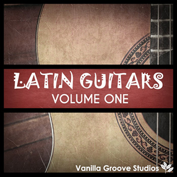 Сэмплы гитары - Vanilla Groove Studios Latin Guitars Vol.1