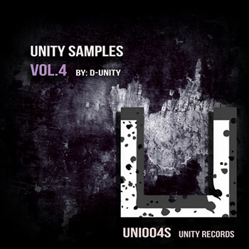 Сэмплы Unity Records Unity Samples Vol.4 by D-Unity Records