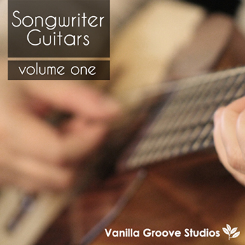 Сэмплы гитары - Vanilla Groove Studios Songwriter Guitars Vol.1