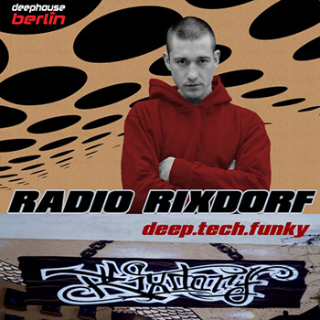 Сэмплы Deephouse Berlin Radio Rixdorf