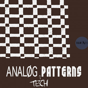 Сэмплы RAW LOOPS Analog Tech Patterns